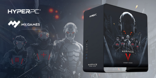Warface. КОМПЬЮТЕРЫ LUMEN WARFACE EDITION