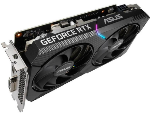 Asus выпускает GeForce RTX 2070 Dual Mini для систем ITX